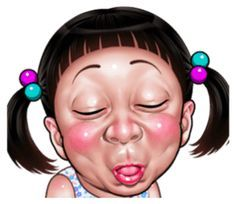 Smiling face Collection – LINE stickers Cartoon Smile, Cartoon Jokes, Face Stickers, Funny Stickers, Bd Pop Art, Funny Face Drawings, Emoticon Faces, Drawing Cartoon Characters, Cute Cartoon Pictures