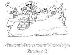 Sinterklaas Werkboekje Groep 5