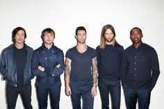Maroon 5 to perform their hits on June 14
