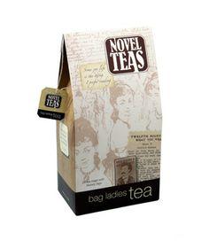 Novel Teas #gifts