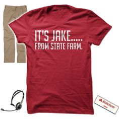 It's Jake... From State Farm. Does this commercial make you crack up?