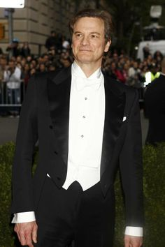 Colin tails at the Met Ball  -- oh my!