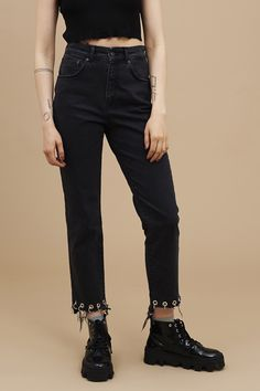 DUSTER JEANS_BLACK_1