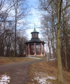 The Chinese Gazebo was built between 1805 and 1812 for Stanisław Kostka Potocki, then owner of Wilanów.