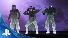 Destiny: The Taken King April Update Preview | PS4, PS3