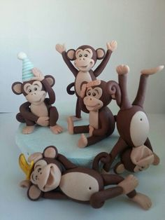 Monkey Toppers