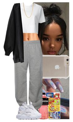 """""""Untitled #704"""" by msixo ❤ liked on Polyvore featuring Case-Mate, Dsquared2, ASOS and Jennifer Meyer Jewelry"""