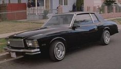 '79 Monte Carlo from Training Day- great movie, better car