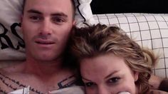 Seven Year Switch's Brad and Tallena share VERY intimate post-coital video of the morning after their passionate reunion