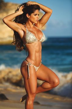 Michele Lewin - Fit and Shredded More
