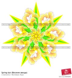 Spring star (Весеняя звезда) © Astronira / Фотобанк Лори