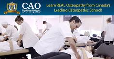 Attend our visit day on April 19th and learn about the value of CLASSICAL OSTEOPATHY.  We teach the principles of the founder not techniques! Technique must be learned through exercises that teach us how to understand the movement and the forces. Unfortunately some schools leave it there! One must go several steps further and learn the principles that govern technique treatment and diagnosis. Then an understanding of sequencing is pivotal. You must know in which order to treat. Sign up at…
