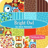 Make Owl Quilt