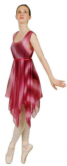 Lyrical Dress Available @ Dance Etc
