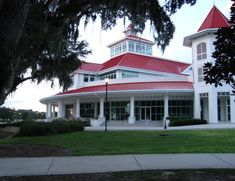The Lake Eva Community Center is in downtown Haines City, Florida.  It is well used and popular for many civic events and public gatherings.