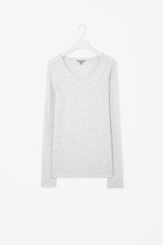 COS | Fitted long-sleeve t-shirt