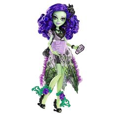 Monster High - Boneca Nightshade - Amanita