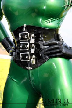Rubber Corset Made from Thick Rubber with Padlocked Buckles Latex Corset, Underbust Corset, Latex Men, Latex Hood, Fetish Fashion, Waist Cincher, Skin Tight, Catsuit, Bodice