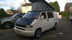 eBay: 2001 VW T4 1.9 D CAMPER/DAY VAN POP UP ROOF #vwcamper #vwbus #vw