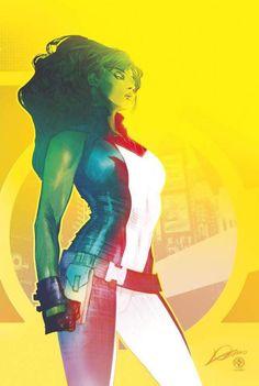 She-Hulk - Alexander Lozano, Colors: Leonardo Colapietro - Top SuperHeroes Marvel Dc, Marvel Heroes, Captain Marvel, Marvel Universe, Hulk Coloring Pages, Top Superheroes, Planet Hulk, Red Hulk, Marvel Entertainment