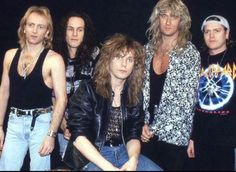 Def Leppard 1980s <<This would actually be the 90s, maybe sometime around 93 or 94