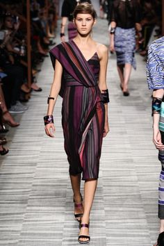 #Missoni Milan -  Spring Summer Collection 2014 -