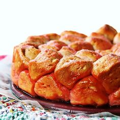 Monkey Bread- made out of peeps!!