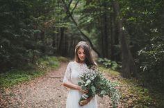 Frieda Therés, der Hochzeitsblog für stilvolle und individuelle Inspirationen. Bohemian Bride.  Photo by Studio Castillero