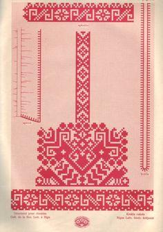 (5) Gallery.ru / Фото #42 - Латышский орнамент - lenadep