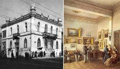 8 κατεδαφισμένα κτήρια που κάποτε υπήρχαν στην Αθήνα   Τι λες τώρα; Bauhaus, Greek History, Unique Quotes, Shattered Glass, Athens Greece, Old Photos, Paths, World, Painting