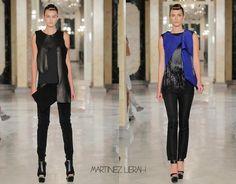 + Moda :     Coleção primavera/verão 2013 da Martinez Lierah.