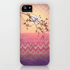 chevron memory iPhone & iPod Case by Marianna Tankelevich - $35.00