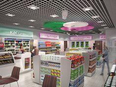 C-store interior Bashneft by Minale Tattersfield Roadside Retail, via Flickr