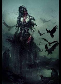 ~Gothic Art~ mistress death