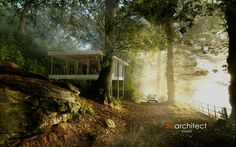 CGarchitect - Professional 3D Architectural Visualization User Community | House in the mountains