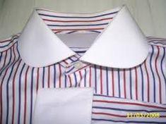 Club Collar w/ French Cuffs? | Styleforum Round Collar Shirt, The Music Man, Love French, Prep Style, French Cuff, Vintage Coat, Cuffs, Fancy, Club