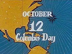 Old Classic Cartoons - Christopher Columbus Social Studies Activities, Teaching Social Studies, Columbus Short, Study History, School Videos, Story Of The World, Christopher Columbus, Classic Cartoons, Columbus Day