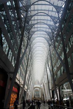by Santiago Calatrava