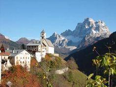 Colle Santa Lucia Santa Lucia, Verona, Mount Everest, Italy, Amazing, Nature, Travel, Mountain, Italia