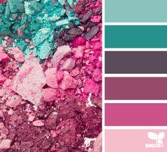 powdered palette