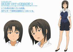 Kyōko #Shirafuji - #Wagnaria!! [ #Working!!]