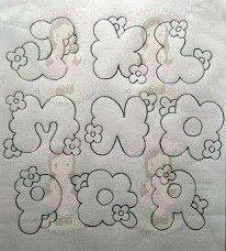 Evana Artes: Moldes letras com flores Foam Crafts, Arts And Crafts, Coloring Books, Coloring Pages, Hand Lettering Alphabet, Drawing Letters, Alphabet And Numbers, Letter Art, Lettering Design