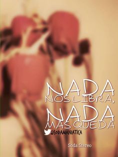 Soda Stereo, De Música Ligera Soda Stereo, Music Lyrics, Music Quotes, The Last Shadow Puppets, Latin Music, Perfect Love, Karaoke, Rock And Roll, Best Quotes