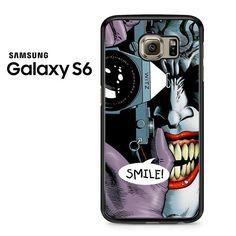 The Killing Joke No Longer Canon Samsung Galaxy S6 Case