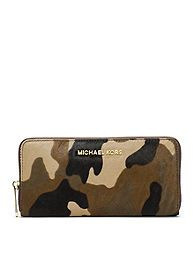 MICHAEL Michael Kors Jet Set Travel Zip Around Continental Wallet #BelkStyle #Designer #MichaelKors