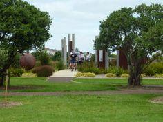 Marble garden, Lloyd Elsmore Park