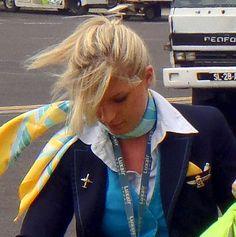 Fly Tui Stewardess