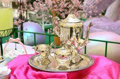 What's a tea party without a Tea Pot?!