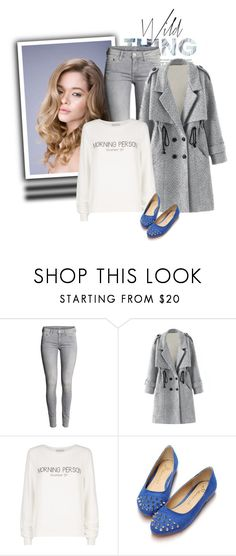 """Pretty Little Liars/Sasha Pieterse/Grey winter"" by tahmina-kh ❤ liked on Polyvore featuring Wildfox"