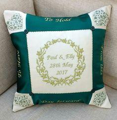 Wedding cushion